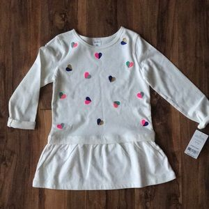 Tunic shirt NWT size 4t